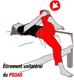 psoas-etirement